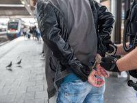 Symbolfoto Festnahme  Bild: Bundespolizei