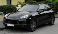 Porsche Cayenne II - Schon bald verboten?!