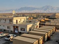 Camp-Marmal in Masar-i Scharif. Nach Erweiterung des Mandatsgebietes von ISAF übernimmt Deutschland die Verantwortung im Norden Afghanistans. Bild: Bundeswehr/Wilke