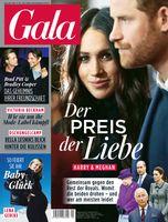 """GALA Cover 4/2020 (EVT: 16. Januar 2020). Bild: """"obs/Gruner+Jahr, Gala"""""""