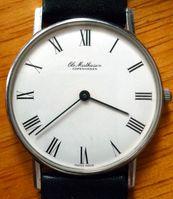 Armbanduhr (Symbolbild)
