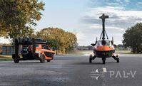 Fliegendes Auto PAL-V Liberty startete Straßenzulassung