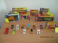 Übersicht Spielzeug, 'Matchbox' Bild: Polizei