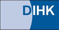 Deutsche Industrie- und Handelskammertag (DIHK) Logo