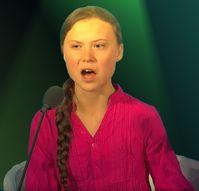 Greta Thunberg (2019)