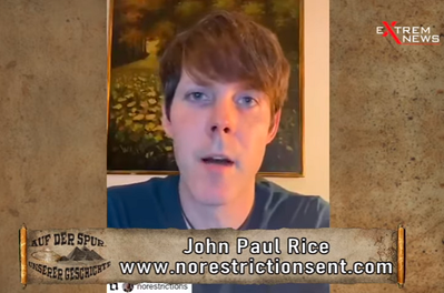 """Der Produzent von """"A Child's Voice"""", John Paul Rice, spricht über Zensur und Kindersexhandel"""