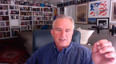 'Do Not Trust The Medical Or The National Security Establishment!' With Guest Robert F. Kennedy, Jr.