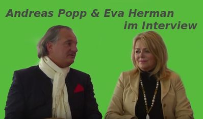 Andreas Popp & Eva Herman im Interview