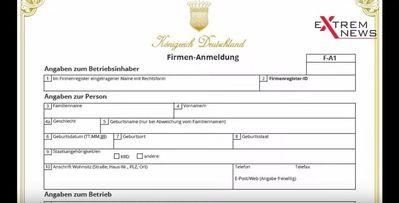 """Bild: Screenshot Youtube Video """"Alles was Recht ist: Unternehmensgründungen im Königreich Deutschland"""""""