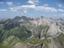 Blick Alpen
