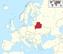 Weißrussland in Europa