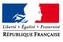 Logo der Französischen Republik