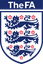 Logo der englischen Fußballnationalmannschaft (Three Lions (Drei Löwen))