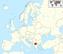 Nordmazedonien, ehemals Mazedonien in Europa