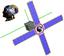 Israelischer Nanosatellit zur Erdbeobachtung.