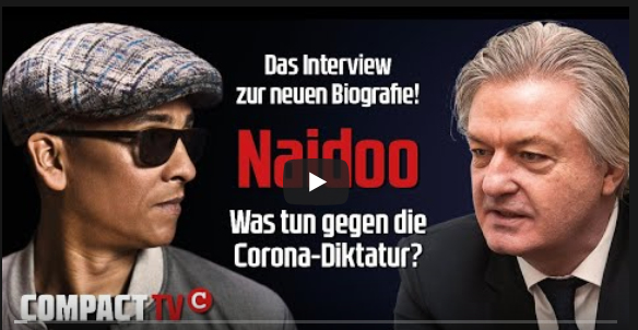 Xavier Naidoo und Jürgen Elsäßer (2020)