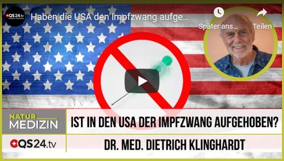 Dr. med. Dietrich Klinghardt (2020)