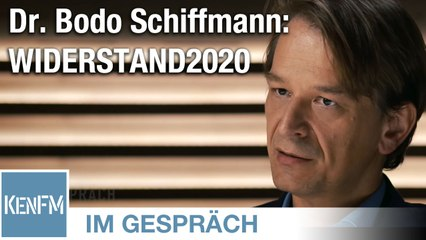 Dr. Bodo Schiffmann (2020)