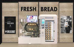 """""""BreadBot"""": Brot lässt sich einfach entnehmen."""
