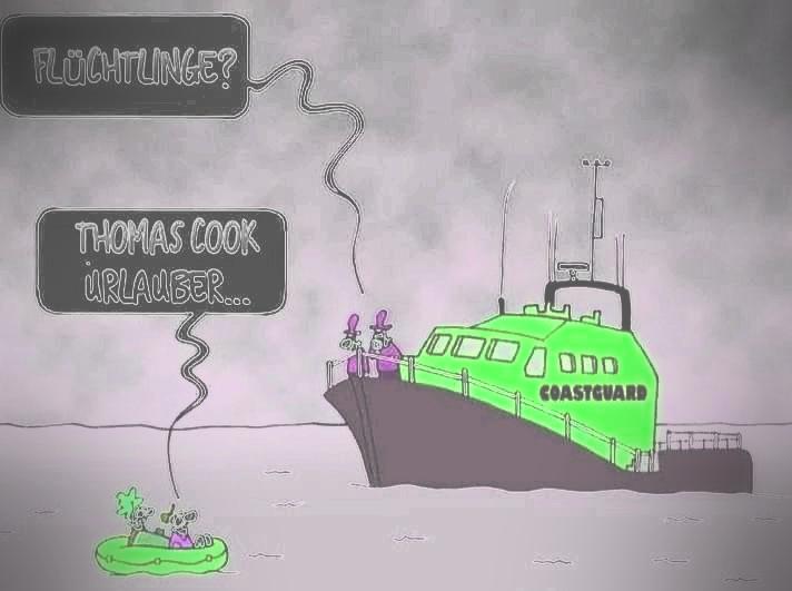 Thomas Cook Insolvenz (Symbolbild)