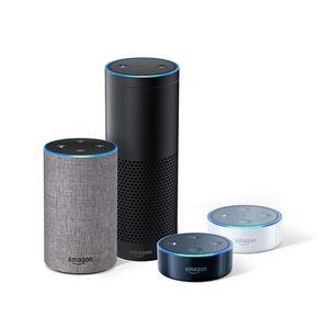 Amazon-Sprecher Alexa: soll bald multilingual werden. Bild: amazon.com