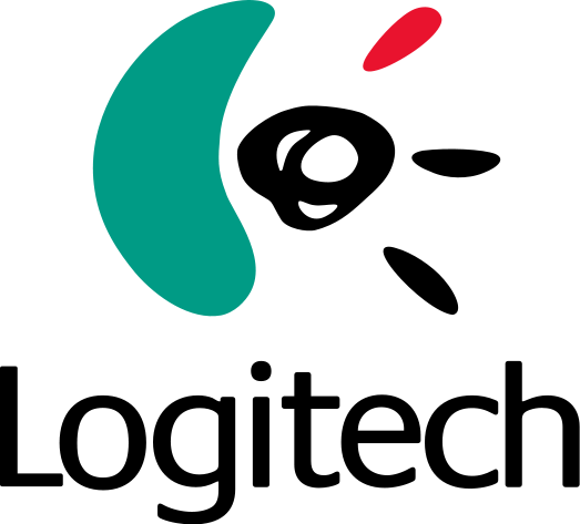 Logo der Fa. Logitech