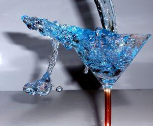Fluoridiertes Trinkwasser kann gefährlich sein.