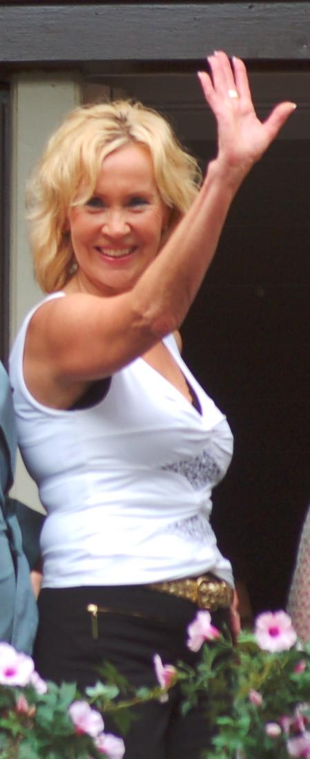 Agnetha Fältskog (2008)