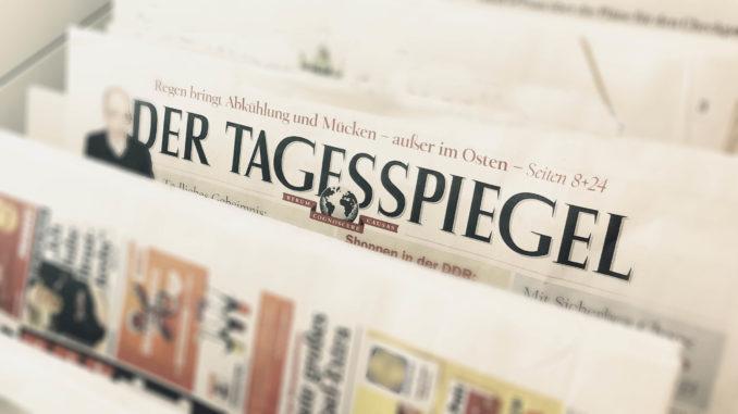 Medien-Alltag: Wie der Tagesspiegel die Arbeit von AfD-Abgeordneten ignoriert