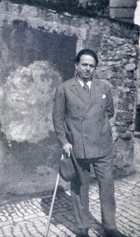 Tucholsky in Paris (1928)