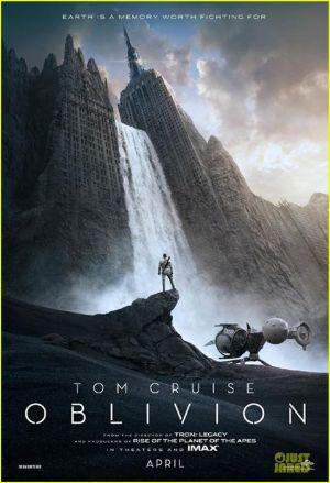 Kinoplakat von OBLIVION