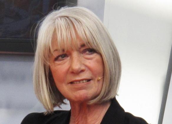 Erika Pluhar auf der Leipziger Buchmesse 2012