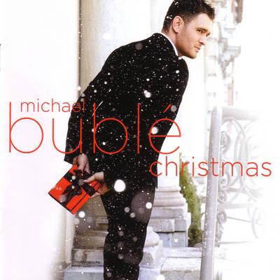 "CD Cover ""Michael Buble - Christmas"""