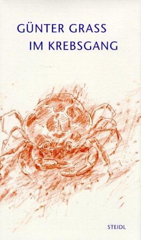 """Cover """"Im Krebsgang"""" von Günter Grass"""