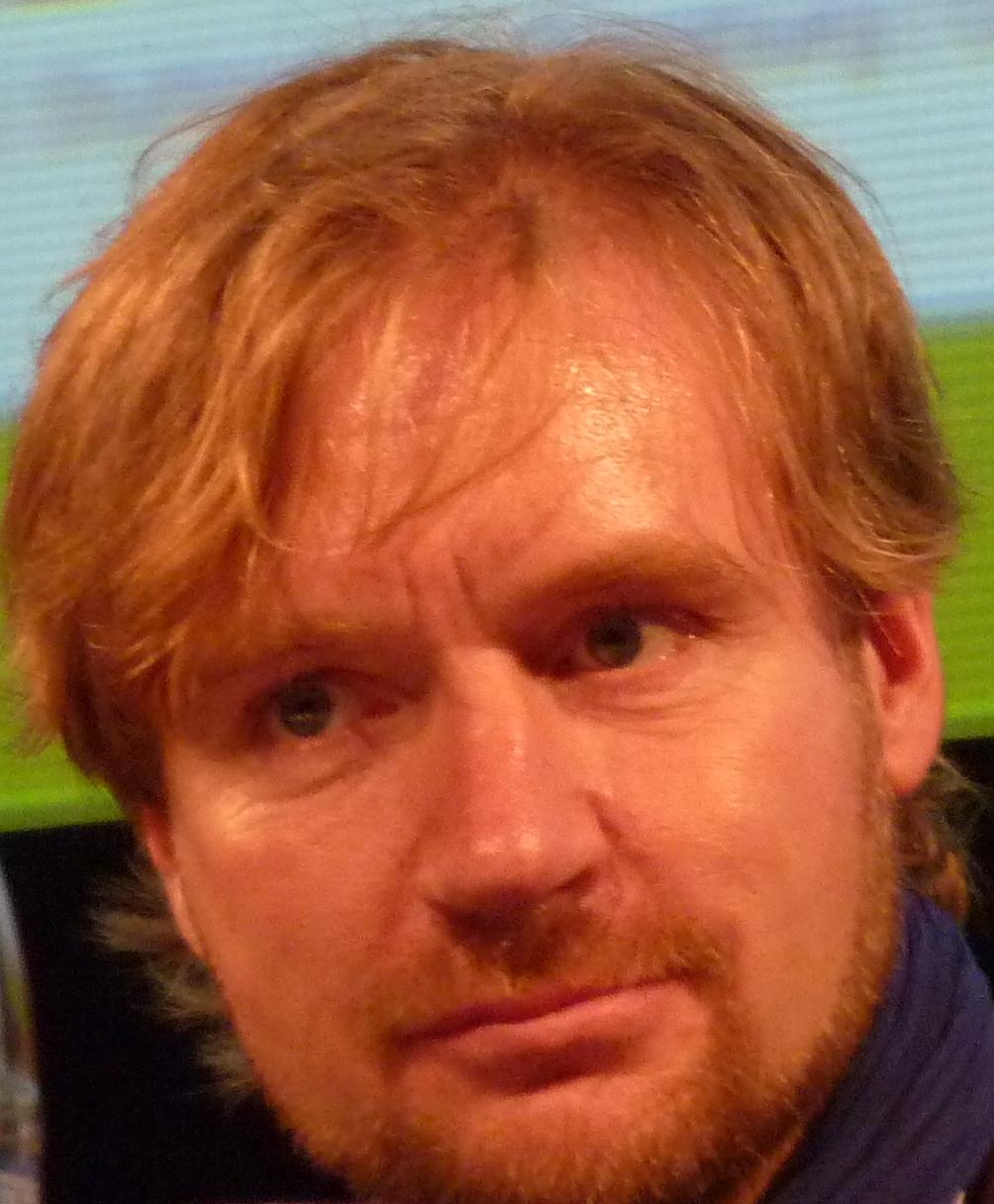 Tim Renner 2009 auf dem Creativity Worldforum in Ludwigsburg