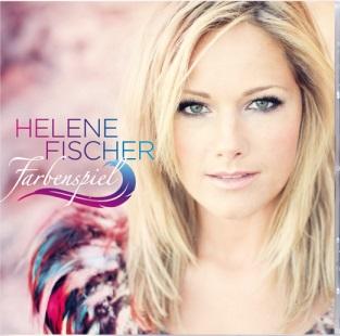 """Cover """"Farbenspiel"""" von Helene Fischer"""