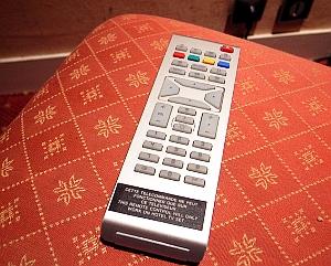 TV-Steuerung: Paradies für Krankheitserreger. Bild: Flickr/Nova