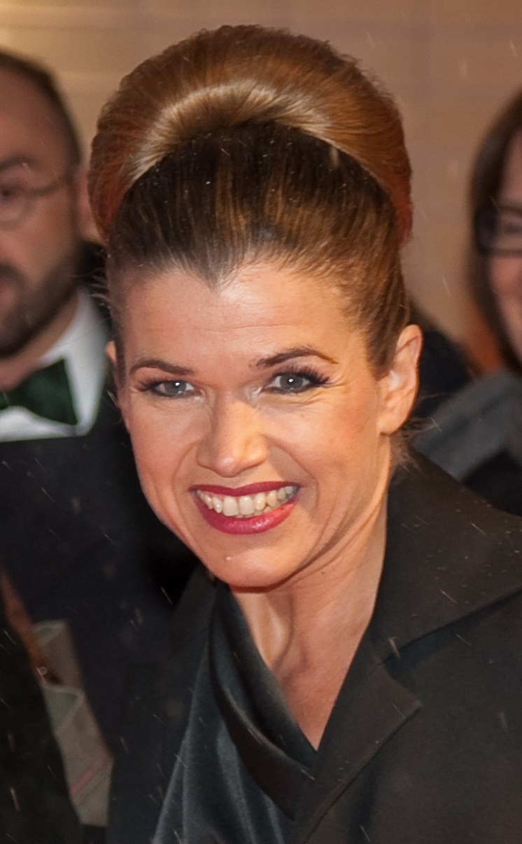 Anke Engelke auf der Berlinale 2010