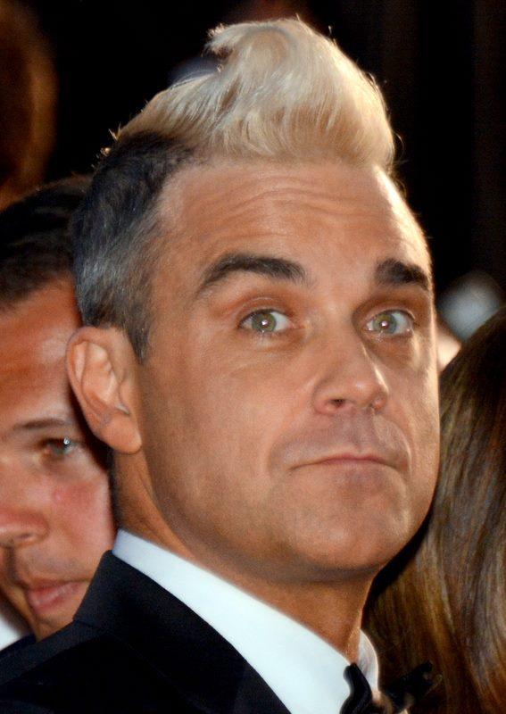 Robbie Williams (2015), Archivbild