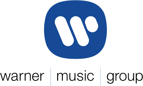 Firmenlogo der Warner Music Group