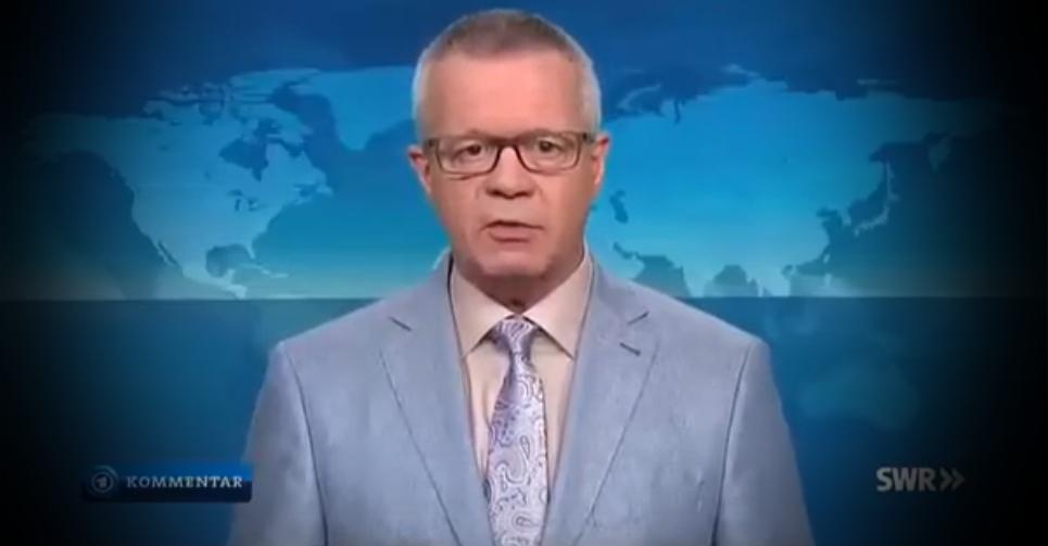 "ARD-Chefredakteur Rainald Becker beschimpft Corona-Kritiker als ""Wirrköpfe"" und ""Spinner"""