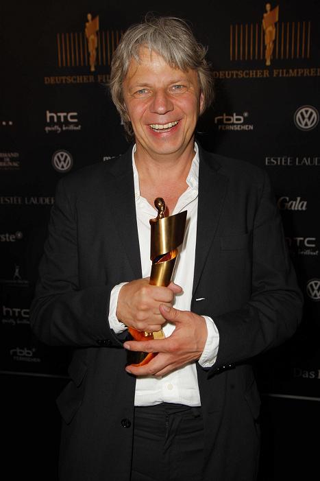 Andreas Dresen (Preisträger Beste Regie) Bild: Deutsche Filmakademie e.V.
