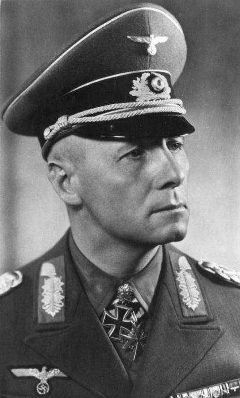 Generalfeldmarschall Erwin Rommel, etwa 1942/43