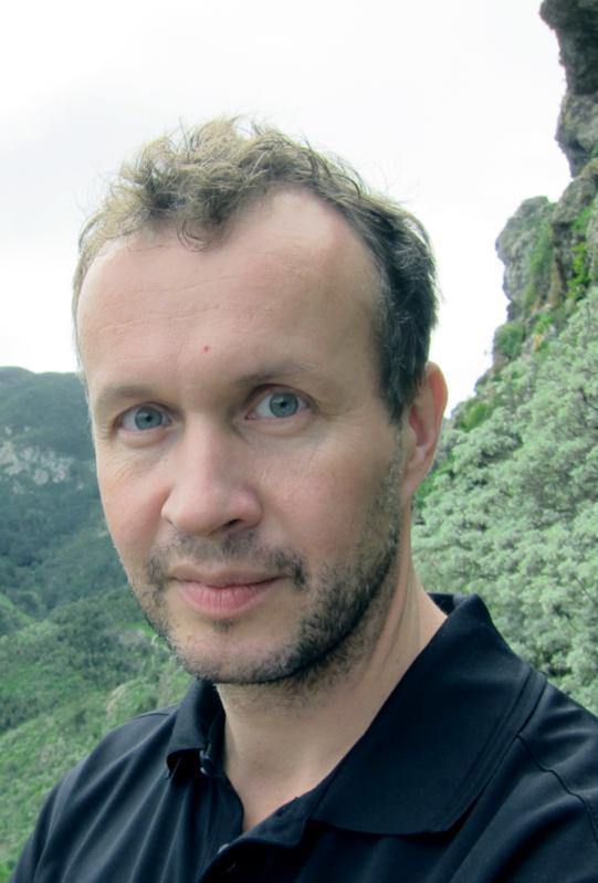 Thilo Hofmann, Leiter des Departments für Umweltgeowissenschaften der Universität Wien. Quelle: (Foto privat) (idw)