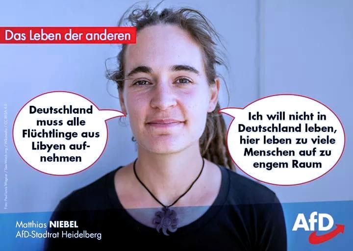Carola Rackete in der Kritik: Sie äußert das noch mehr Menschen nach Deutschland kommen sollen, aber ihr ist es hier zu eng zum leben (Symbolbild)