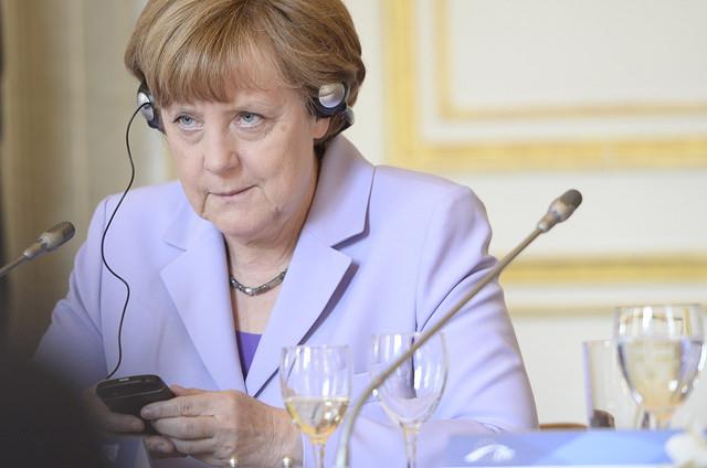 Angela Merkel Bild: European People's Party, on Flickr CC BY-SA 2.0