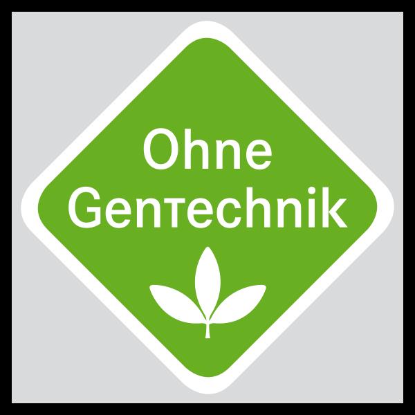 """Das Logo """"Ohne Gentechnik"""""""
