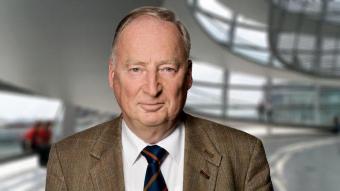 Dr. Alexander Gauland (2018)