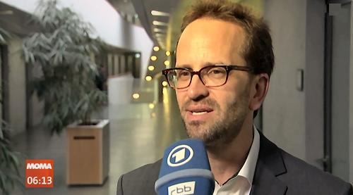 """Klaus Müller (2018) """"Verbraucherzentrale Nordrhein-Westfahlen"""""""