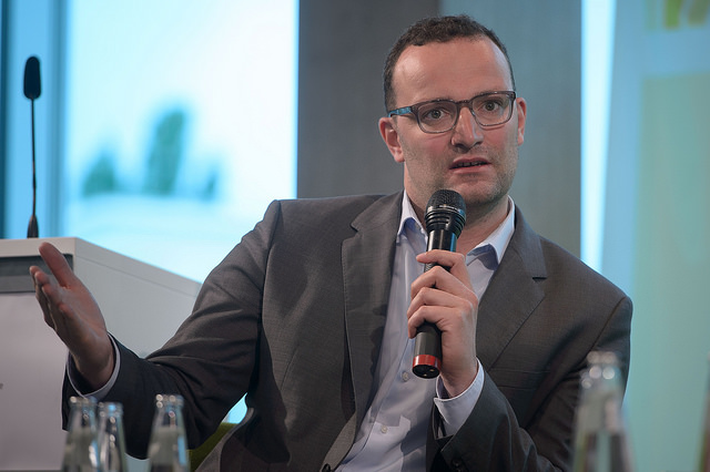 Jens Spahn Bild: Heinrich-Böll-Stiftung, on Flickr CC BY-SA 2.0